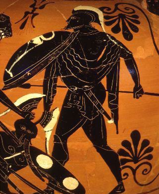 Арес - Мифы и легенды древней
